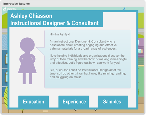 Resume_Large  Instructional Design Resume