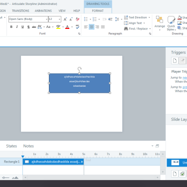 Tips for Working With Shapes in Articulate Storyline – Part 1